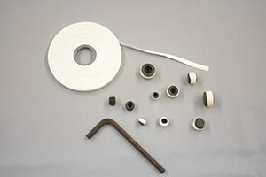 部品関係(金属・プラスチック・ゴム)の写真