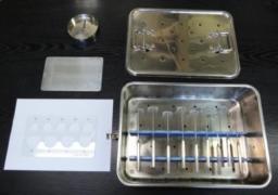 大動脈弁形成術のための弁尖寸法測定用器具「Ozサイザー」_写真