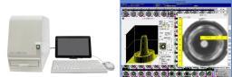微生物感受性分析装置 IA01 MIC Pro _写真
