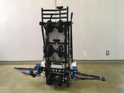 大型風力発電機ブレード 点検ロボット_写真