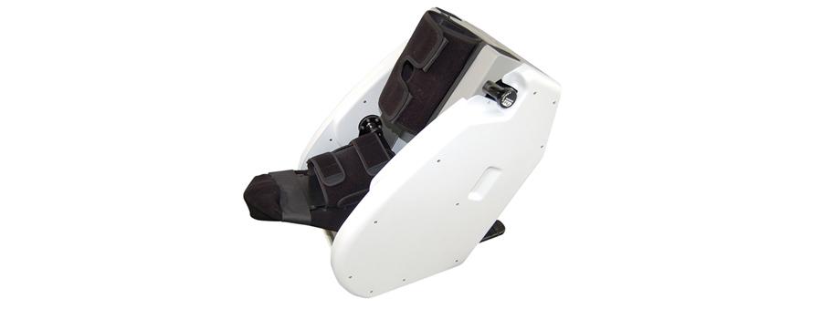 足関節リハビリ支援装置「AMS-28」_写真