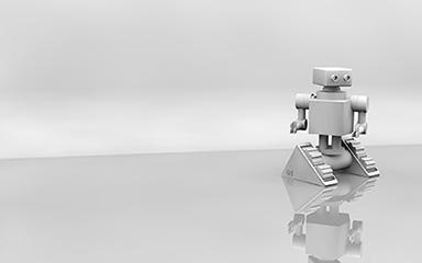 多言語対応スマートロボット イメージ