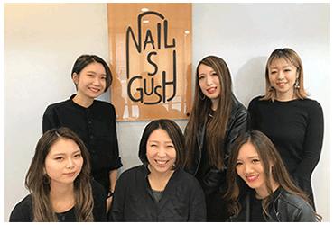 NAILsGASH蒲田西口店スタッフ
