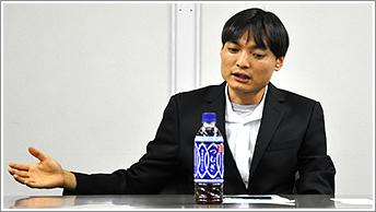 島田裕介氏(株式会社タシロイーエル)