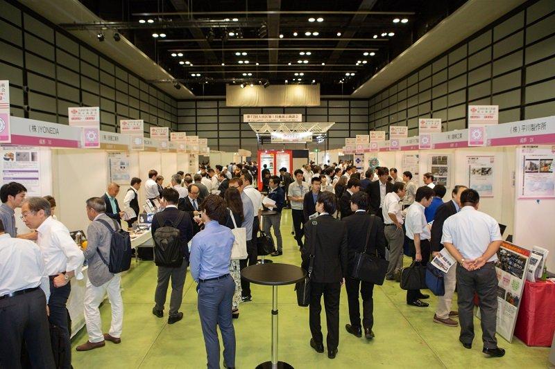 第14回大田加工技術展示商談会 会場風景2