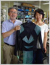 鈴森康一教授と小黒めぐみさん