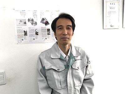 株式会社タシロイーエル 代表取締役 田代 信雄 氏