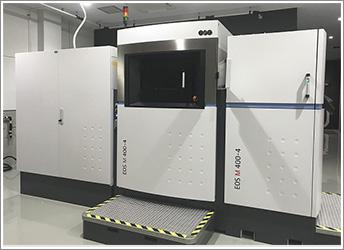 金属3Dプリンター EOS M 400-4
