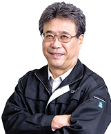 代表取締役社長 柳沢 久仁夫
