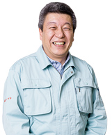 代表取締役社長 馬場 三高