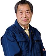 代表取締役会長 佐藤 勝喜