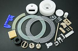 高精度の樹脂切削加工部品