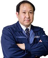 代表取締役社長 奥山 隆行