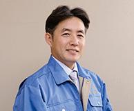 代表取締役社長_高島田政紀